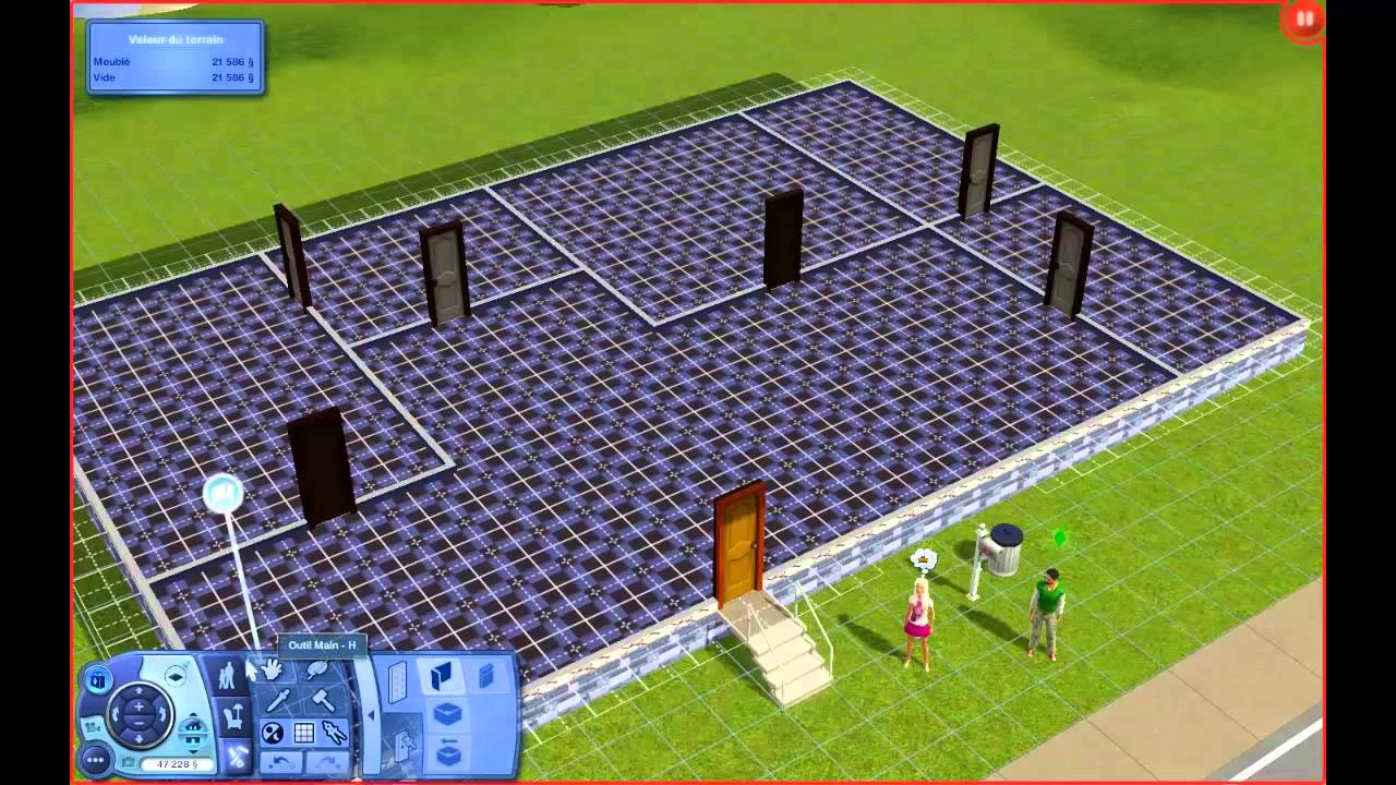 Tuto comment faire une belle maison sims 3 pc youtube - Comment faire une bougie maison ...