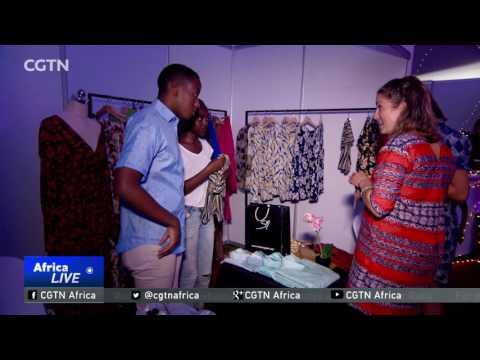Upcoming fashion designers embrace Rwanda's tech revolution
