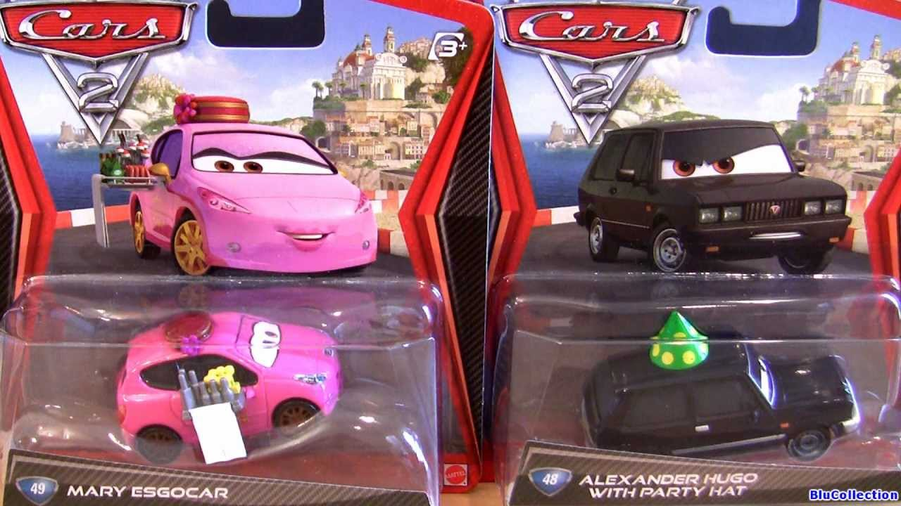 Toys At Kmart : Giveaway cars alexander hugo w party hat free mary