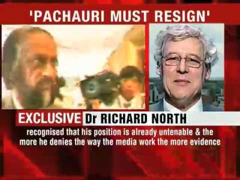 Richard North-Pachauri must resign.mp4