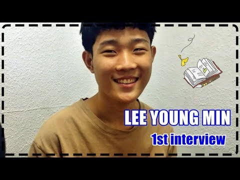 I Can Academy Interview :: Lee Young Min :: Week 1
