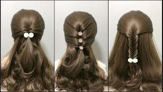 TOP 9  Amazing Hairstyles Compilation 2019  ❤️ Easy Hairstyles Tutorials  ❤️ Part 17 ❤️ HD4K
