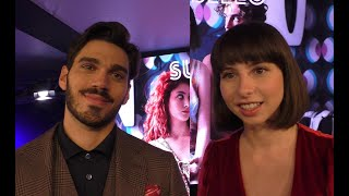 Sul più bello: videointervista a Ludovica Francesconi e Giuseppe Maggio