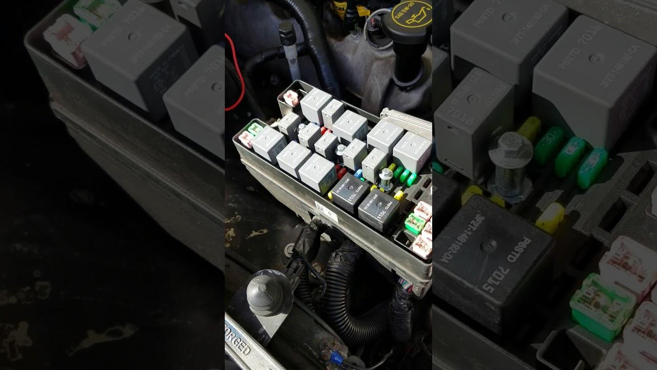 Mustang Gt Battery Drain Diagnosis