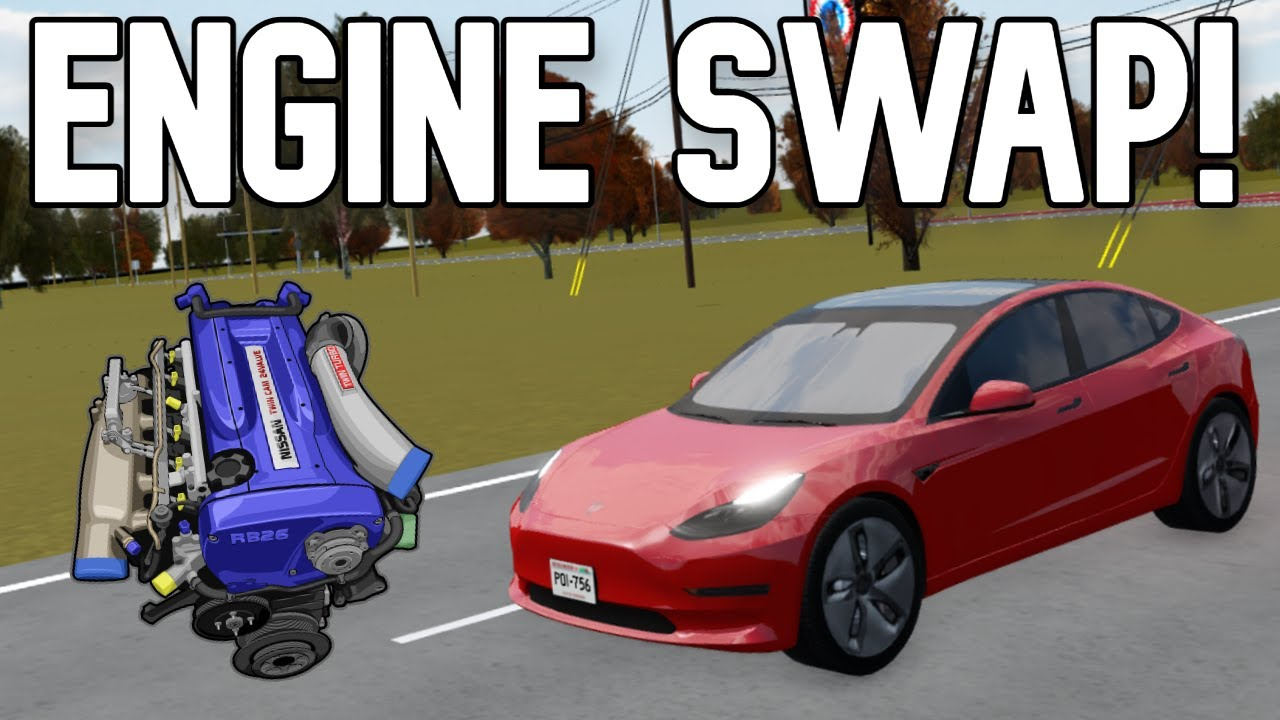 Download How To ENGINE SWAP Cars In GREENVILLE! | Roblox Greenville