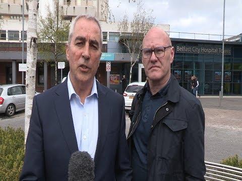 Neurology patients fears must be prioritised – Sinn Féin tell Belfast Health Trust