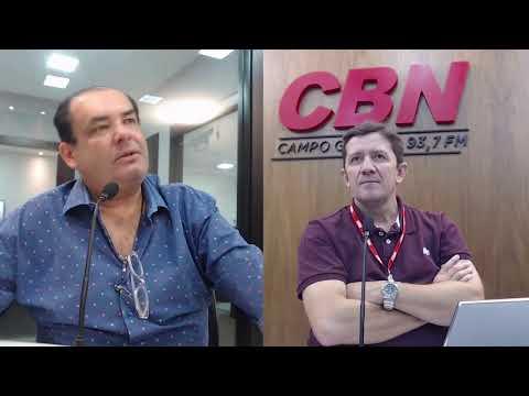 CBN Campo Grande comOtávio Neto (17/10/2019)