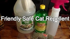 Friendly Way to Repel Cats
