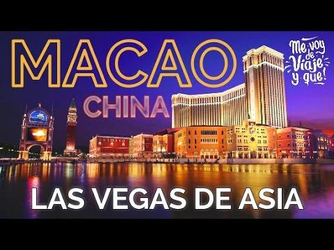 MACAO, Las Vegas De Asia | CHINA #16