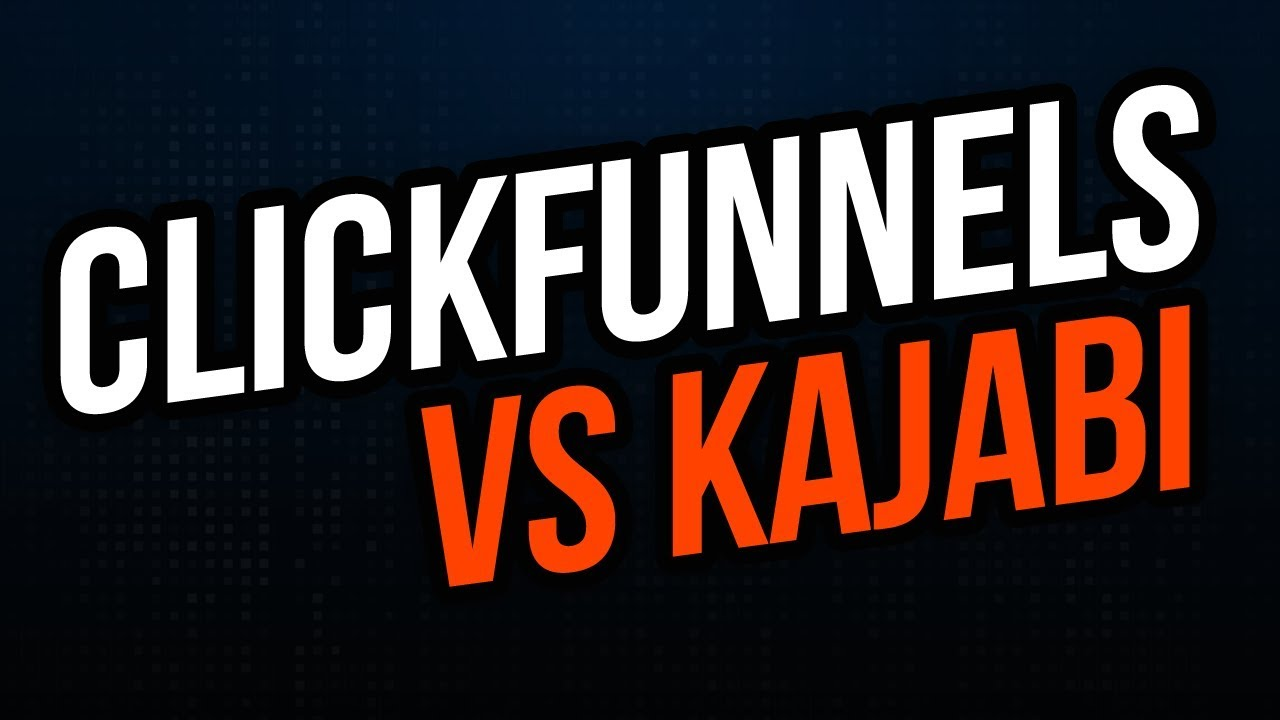The 6-Second Trick For Clickfunnels Vs Kajabi
