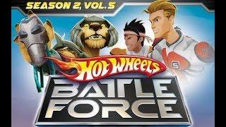 Hot Wheels Battle Force 5 / Nintendo Wii Race Games / Gameplay Video FHD