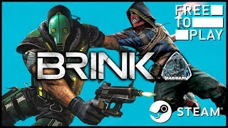 B.R.I.N.K (Free to Play) - Gameplay - PC HD [1080p]