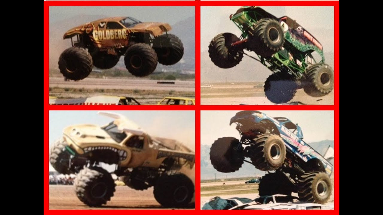 7 of the greatest monster trucks of all time youtube. Black Bedroom Furniture Sets. Home Design Ideas