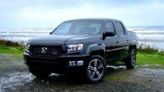 Honda Ridgeline Sport 2012 Videos