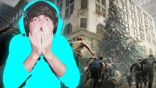 MILES DE ZOMBIES A LA VEZ! World War Z - Luzu