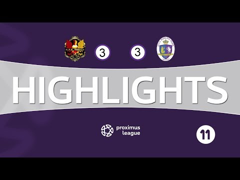 Highlights NL / AFC Tubeke - Beerschot Wilrijk