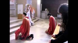 """Adorazione della Croce 2015 Parrocchia """"Madonna della Divina Provvidenza"""", San Severo (FG)"""