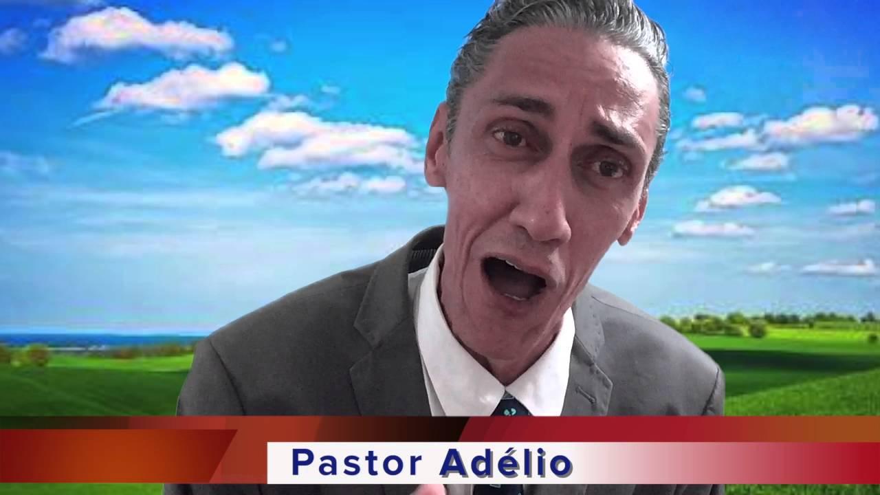 Pastor Adelio - Crente é Foda - YouTube