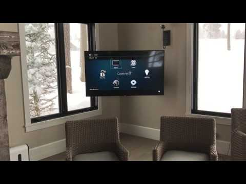 Coeur D' Alene Home Theater Integration