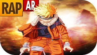 Rap do Naruto Crying || Rap Arabic Anime