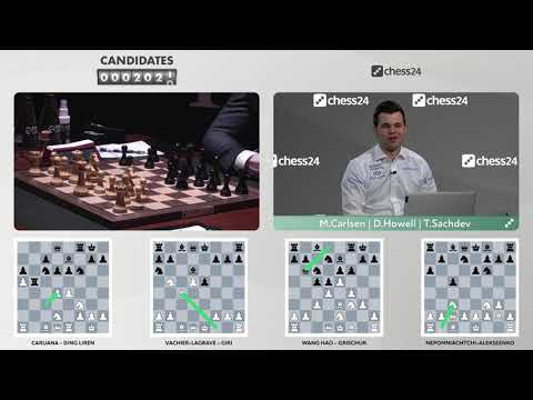 Carlsen: Training with