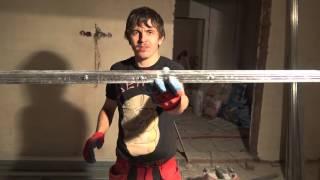 видео Профиль ППН потолочный направл. 28х27мм 3м KNAUF