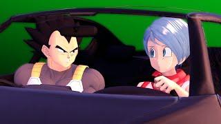 [SFM] Bulma And Vegeta Stuck In The Traffic