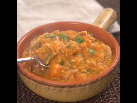 West African Chicken Peanut Stew