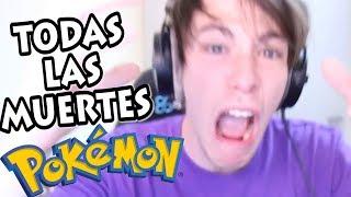 Video de Todas las muertes de Pokémon Plata DualLocke
