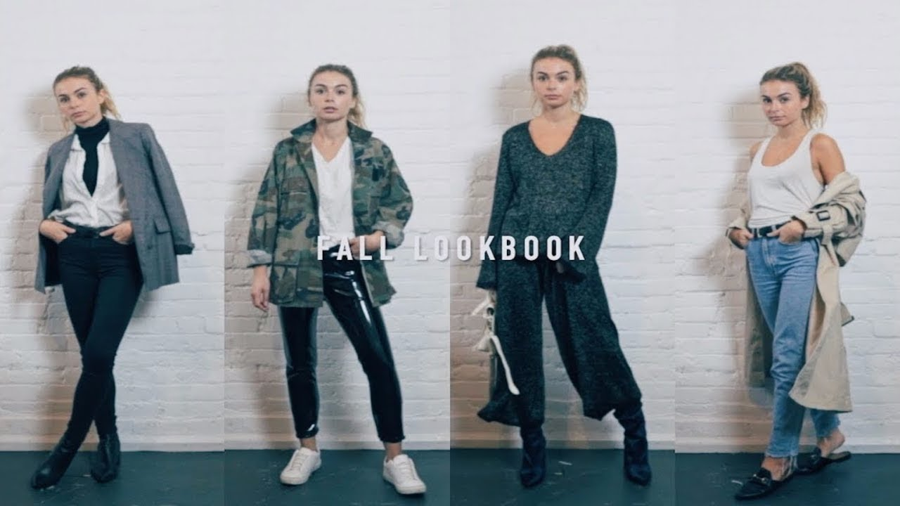 [VIDEO] - 7 FALL OUTFITS - AUTUMN LOOK BOOK | Allegra Shaw 5