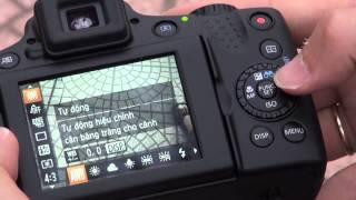 [Cơ bản] Hướng dẫn điều chỉnh thông số máy ảnh compact Canon