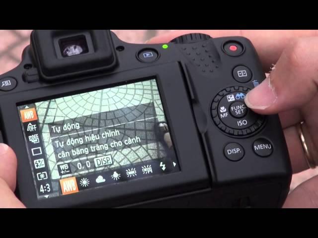 [Tinh tế] [Cơ bản] Hướng dẫn điều chỉnh thông số máy ảnh compact Canon