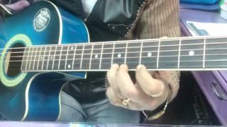 Tum dil ki dhadkan guitar tabs