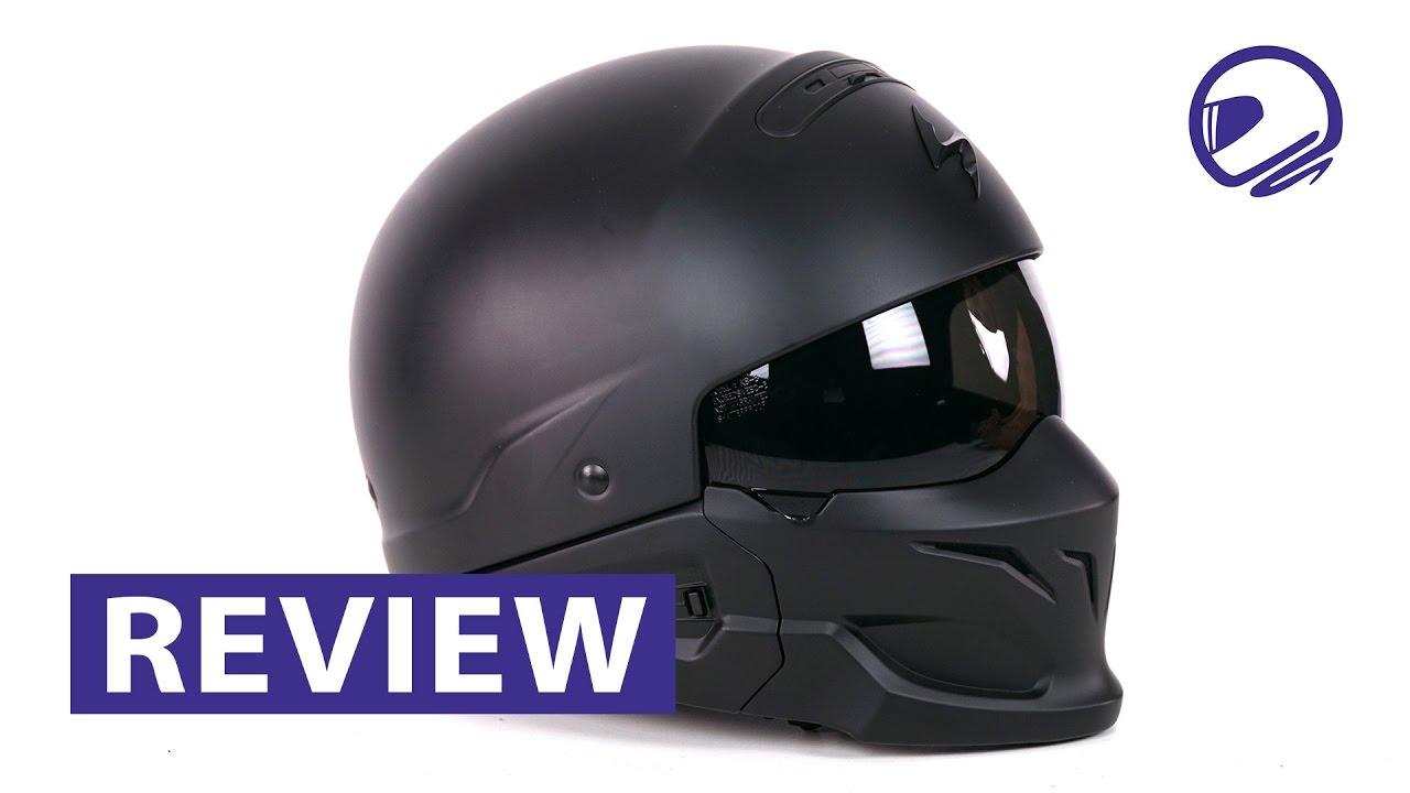 scorpion exo combat motorhelm review motorkledingcenter youtube. Black Bedroom Furniture Sets. Home Design Ideas