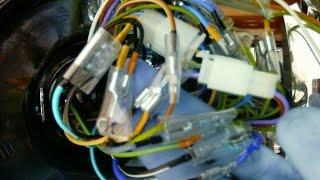 Восстановление скутера. Выпуск 4. Замена электропроводки. Restoring scooter. Replacing the wiring.(Мой сайт #самоделкин : http://samodelkin.hl.ua/ Мой канал о покупках в Китае #KitaiChina : https://goo.gl/jzUM9l Партнерская программа:..., 2014-10-27T06:14:40.000Z)