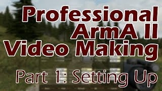 Optimizing ArmA II for Maximum Performance