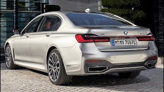 2020 BMW 745Le xDrive - Sophisticated Luxury Sedan