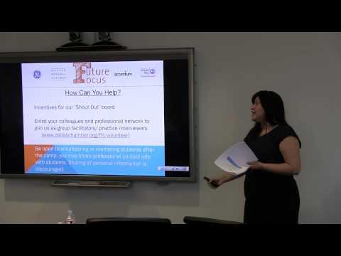 Future Focus Volunteer Orientation