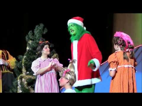 """Seussical"" - The Musical (Grinch Scenes Only) Muni 2015"