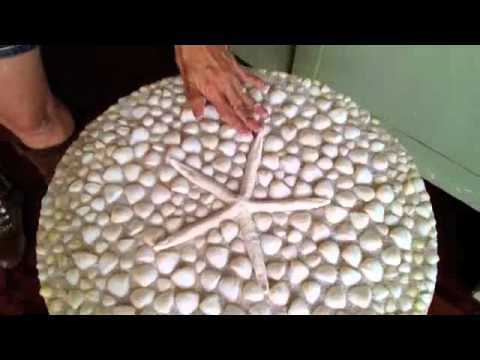 Seashell Bathroom Wall Decor  YouTube