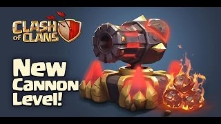 Clash of Clans | Level 13 Cannon | Clash of Clans New Update