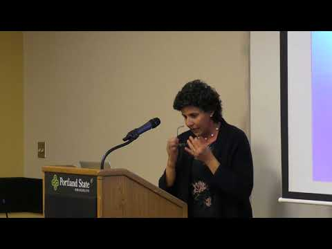 Critical Thinking Unit Presents: Dr. Elham Manea at Portland State University