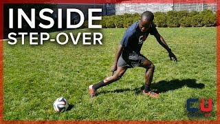 How to do the inside step-over