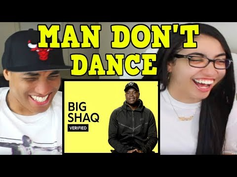 "Big Shaq ""Man Don't Dance"" Official Lyrics & Meaning Reaction 