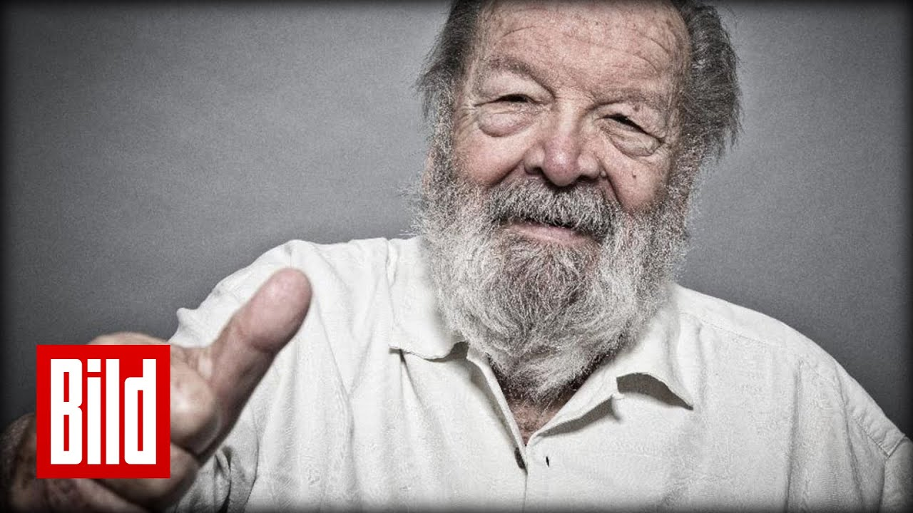 Lr 6 Bud Spencer (†86) Ist Tot - Bye, Bye Plattfuß - Youtube