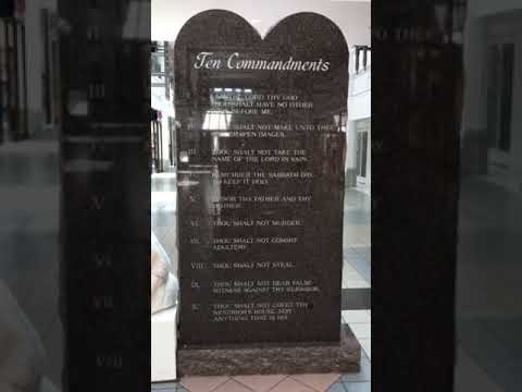 ReVamp Summer 2018 - 10 Commandments Intro