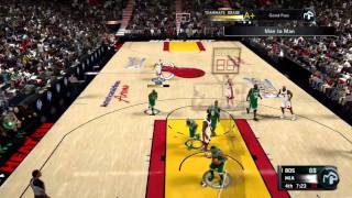 NBA 2K11 My Player Playoffs - CFG1 - Chris Smoove