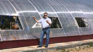 Солнечный вегетарий(Солнечный био-вегетарий - это теплица нового поколения, способная 365 дней в году производить эко-продукты..., 2014-08-13T08:40:15.000Z)