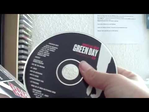 [ASMR]#11 : MY GREEN DAY COMPLETE CD COLLECTION