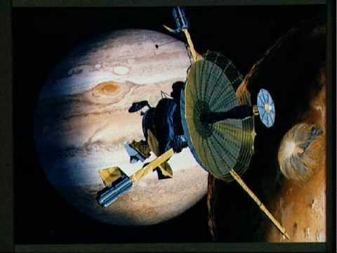 Resultado de imagen para Fotos de La sonda Galileo